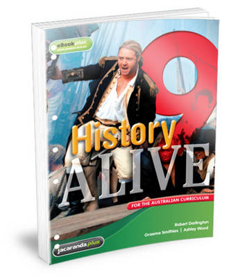 History Alive 9 for the Australian Curriculum Flexisaver & eBookPLUS