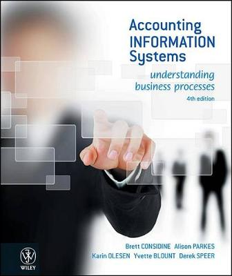 Accounting Information Systems Understanding Business Processes (Binder Ready Version)