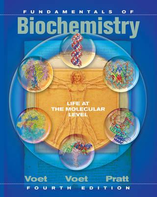 Fundamentals of Biochemistry Life at the Molecular Level 4E + WileyPlus Card