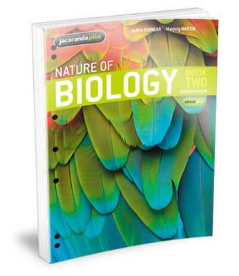 Nature of Biology Book 2 4E Flexisaver & eBookPLUS