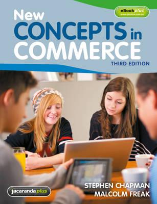 New Concepts in Commerce 3E & eBookPLUS