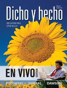 Dicho y Hecho En Vivo Beginning Spanish w/ Personal     Native-Speaker Coach + Live Learning