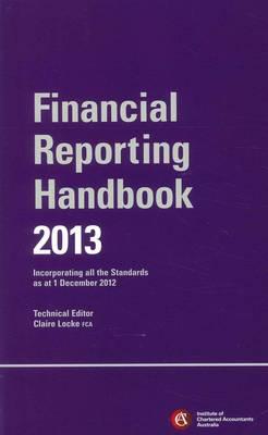 Chartered Accountants Financial Reporting Handbook 2013