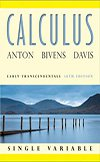 Calculus Early Transcendentals Single Variable 10E Binder