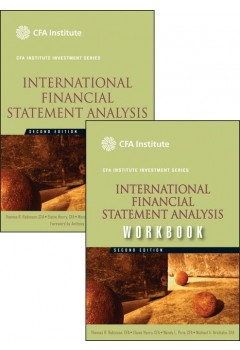 International Financial Statement Analysis 2E + Ifsa Workbook 2E