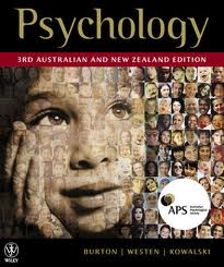 Psychology 3rd Australian and New Zealand Edition + SG + Interactive App to Writing Essays 3E + Cyberpsych Registration Card Version 4.0