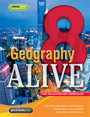 Geography Alive 8 for the Australian Curriculum & eBookPLUS
