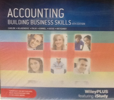 Access Card: Accounting Building Business Skills 4E iStudy Card