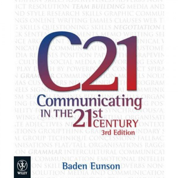 Communicating in the 21st Century iStudy Version 1