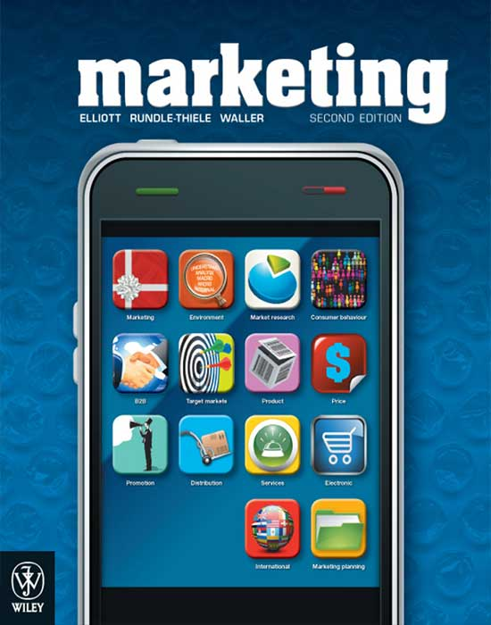 Marketing (Aus) 2E E-text + Istudy Version 2 Code Online