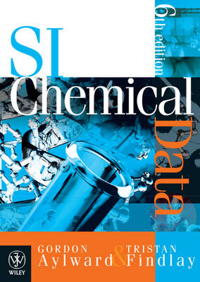 SI Chemical Data + eBook Card