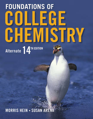 Foundations of College Chemistry: With WileyPLUS Card Set