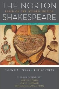 Norton Shakespeare 2E Essential Plays and Sonnets + Norton Anthology of English Literature 9E Volume B 16 & 17 Century
