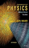 Fundamentals of Physics Extended 10E - Binder ready version + WileyPlus/Blackboard registration code