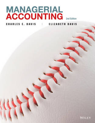 Managerial Accounting, 2nd Edition