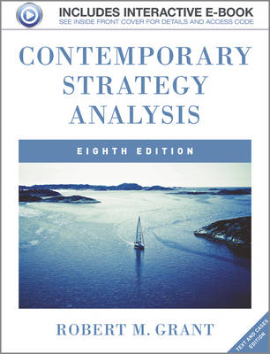 Contemporary Strategy Analysis: Text and Cases