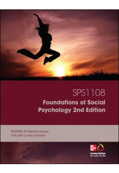 Cust Foundations of Social Psychology