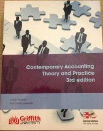 Contemporary Accounting Theory & Practice