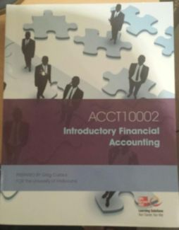 Cust Intro Financial Accounting
