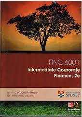 Cust Intermediate Corporate Finance