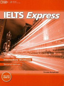 IELTS Express Intermediate Workbook: Workbook