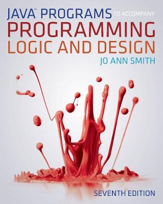 Java Programs T/a Programminglogic & Design