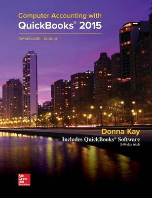 Cmptr Acctg Quickbooks 2015