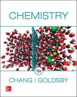 Create Only Student Solutions Manual  for Chemistry