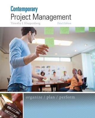 Comtemporary Project Management