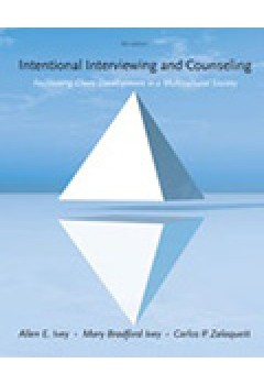 Bundle: Intentional Interviewing and Counseling: Facilitating Client Development in a Multicultural Society, 8th + Cours