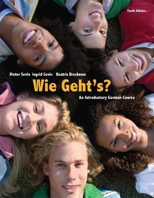 Wie Geht's?, Student Text