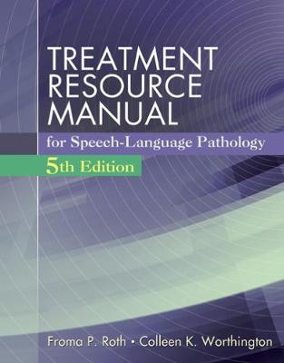Treatment Res.Man.F/Speech...-W/Access