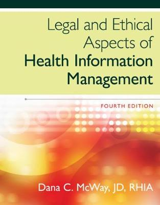 Legal+Ethical Aspects Of Health Info.