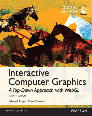 Interactive Computer Graphics with WebGL, Global Edition