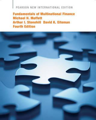 Fundamentals of Multinational Finance