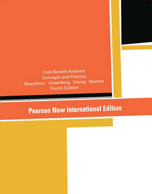 Cost-Benefit Analysis: Pearson New International Edition