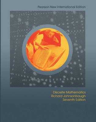 Discrete Mathematics: Pearson New International Edition