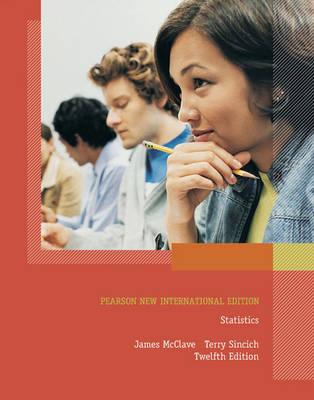 Statistics: Pearson New International Edition