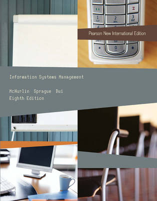 Information Systems Management: Pearson New International Edition