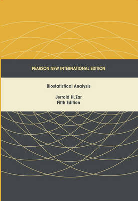 Biostatistical Analysis: Pearson New International Edition
