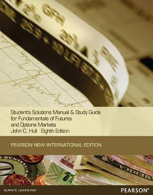 Fundamentals Future Options Student Solutions Manual PNIE