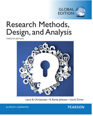 Research Methods, Design, and Analysis, Global Edition