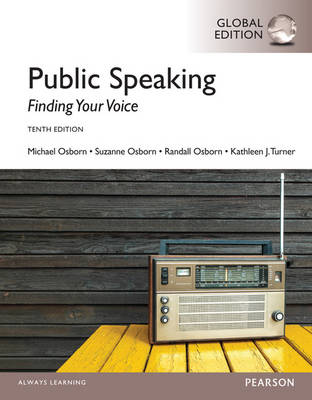 Public Speaking: Finding Your Voice, Global Edition