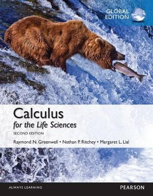 Calculus for the Life Sciences: Global Edition