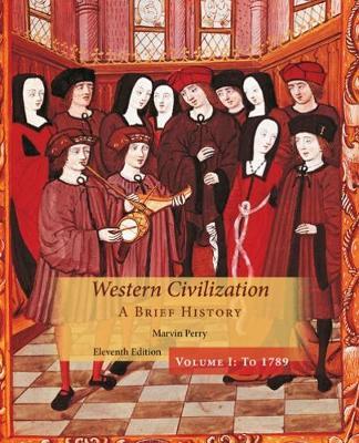 Western Civ:Brief Hist.,Vol.1
