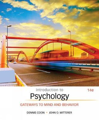 Intro.To Psychology:Gateways...
