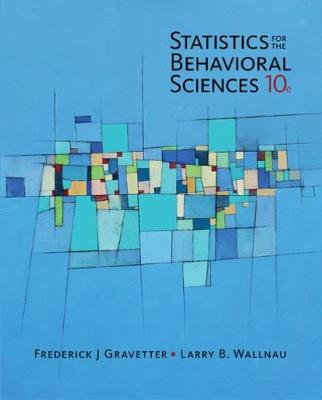Statistics For Behavioral Sciences