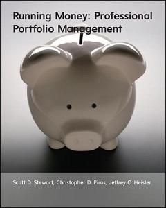 Cust Running Money: Prof.P/Folio Man