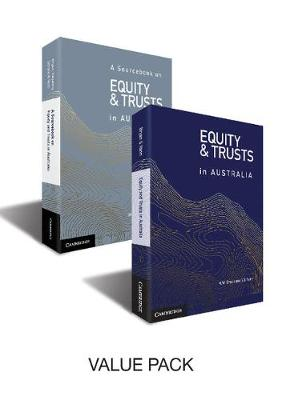 Equity and Trusts in Australia + Sourcebook on Equity and Trusts in Australia VALUE PACK