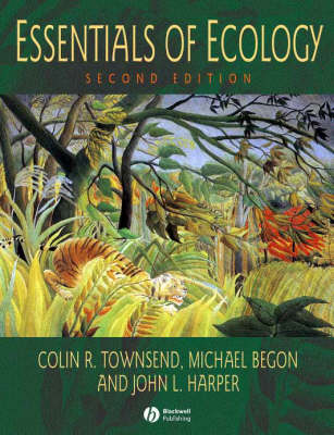 Essentials of Ecology